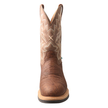Load image into Gallery viewer, Picture of outside of Men's Twisted X Comp Toe Lite Western Work Boot - WP MLCCW03