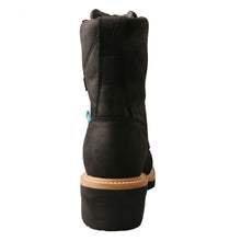 Load image into Gallery viewer, Picture of inside of Men's Twisted X Logger Boot MLGCW02