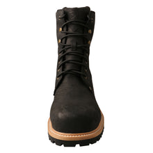 Load image into Gallery viewer, Picture of outside of Men's Twisted X Logger Boot MLGCW02