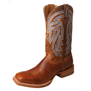 "Picture of front outside of Men's Twisted X 12"" Rancher Boot MRA0001"