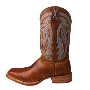 "Picture of front of Men's Twisted X 12"" Rancher Boot MRA0001"