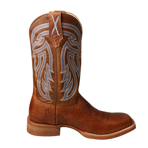 "Picture of heel of Men's Twisted X 12"" Rancher Boot MRA0001"