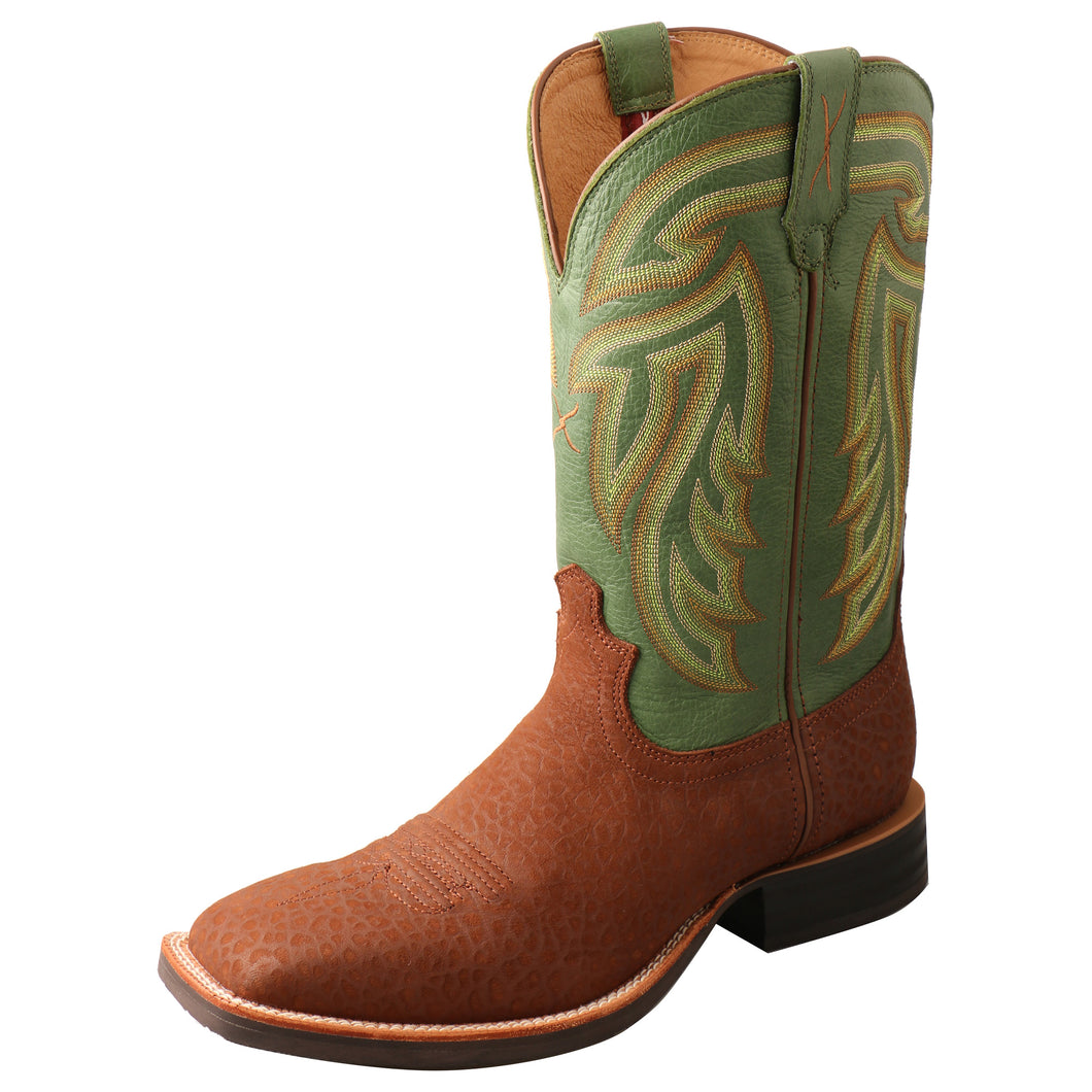 Picture of front outside of Men's Twisted X Rancher Boot MRA0009