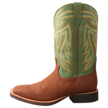 Load image into Gallery viewer, Picture of front of Men's Twisted X Rancher Boot MRA0009