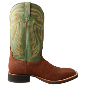 Picture of heel of Men's Twisted X Rancher Boot MRA0009