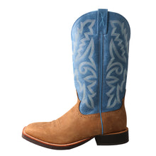 "Load image into Gallery viewer, Picture of front of Men's Twisted X 14"" Ruff Stock Boot MRS0062"