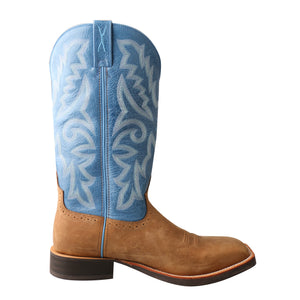 "Picture of heel of Men's Twisted X 14"" Ruff Stock Boot MRS0062"