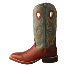 Load image into Gallery viewer, Picture of front of Men's Twisted X Ruff Stock Boot MRS0063