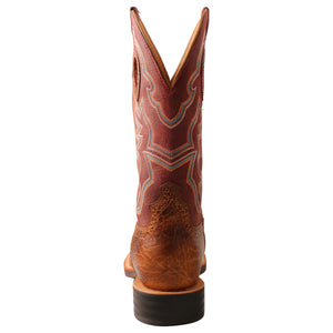 "Picture of inside of Men's Twisted X 12"" Ruff Stock Boot MRS0065"