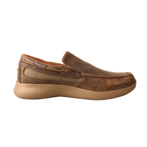 Picture of heel of Men's Twisted X EVA12R Slip-On MRV0001