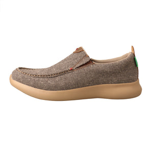 Picture of front of Men's Twisted X Slip-On EVA12R MRV0002