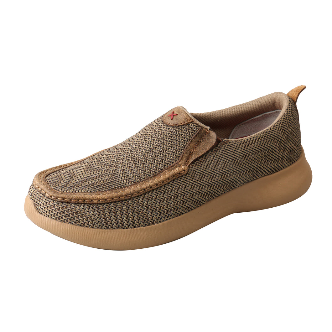 Picture of front outside of Men's Twisted X Slip-On EVA12R MRV0005