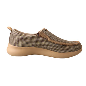 Picture of heel of Men's Twisted X Slip-On EVA12R MRV0005