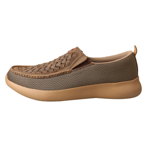 Picture of front of Men's Twisted X Slip-On EVA12R MRV0007