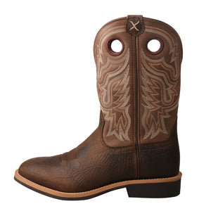 Picture of front of Men's Twisted X Top Hand Boot MTH0025