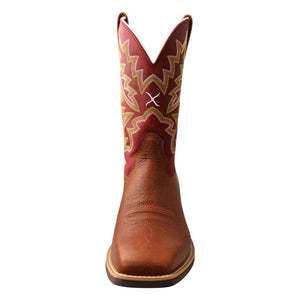 Picture of outside of Men's Twisted X Top Hand Boot MTH0027