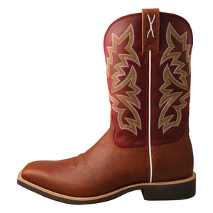 Picture of front of Men's Twisted X Top Hand Boot MTH0027