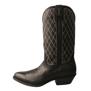 Picture of front of Men's Twisted X Western Boot MWT0023