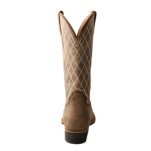 Picture of inside of Men's Twisted X Western Boot MWT0024