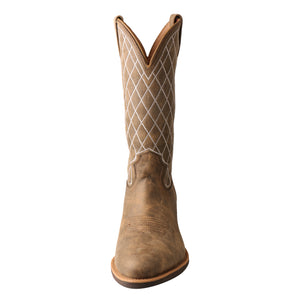 Picture of outside of Men's Twisted X Western Boot MWT0024