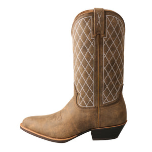 Picture of front of Men's Twisted X Western Boot MWT0024