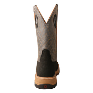Picture of inside of Men's Twisted X CellStretch Work Boot MXB0002