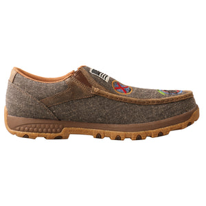 Picture of heel of Men's Twisted X Cellstretch Casual MXC0010