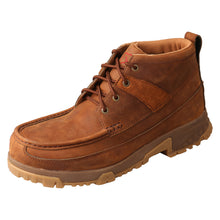 Load image into Gallery viewer, Picture of front outside of Men's Twisted X CellStretch Work Shoe MXCC004