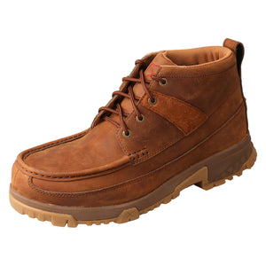 Picture of front outside of Men's Twisted X CellStretch Work Shoe MXCC004