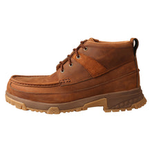 Load image into Gallery viewer, Picture of front of Men's Twisted X CellStretch Work Shoe MXCC004