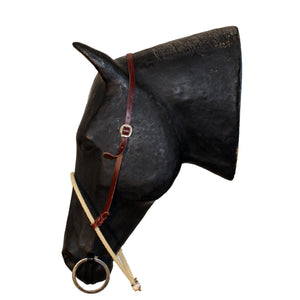 Picture of C&L Rope Noseband With Latigo Hanger NB000002