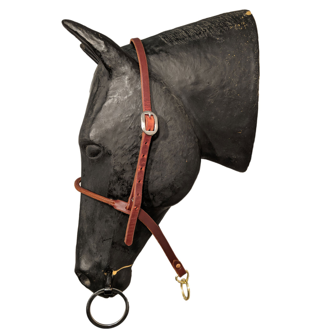 Picture of C&L Solid Rolled Noseband NB000007