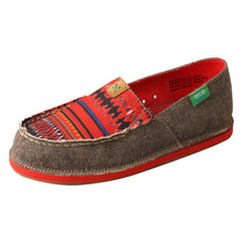Load image into Gallery viewer, Picture of front outside of Women's Twisted X Slip-On Loafer WCL0011