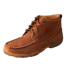 Load image into Gallery viewer, Picture of front outside of Women's Twisted X Chukka Driving Moc WDM0031