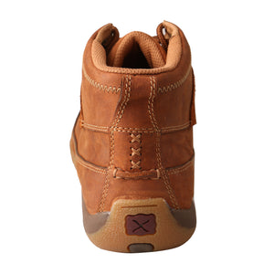 Picture of inside of Women's Twisted X Chukka Driving Moc WDM0031