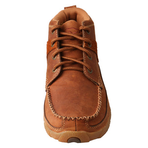 Picture of outside of Women's Twisted X Chukka Driving Moc WDM0031