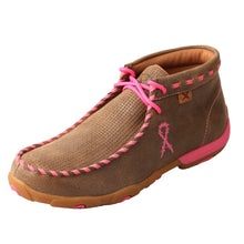 Load image into Gallery viewer, Picture of front outside of Women's Twisted X TETWP Chukka Driving Moc WDM0051