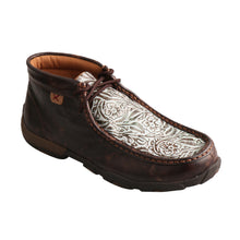 Load image into Gallery viewer, Picture of front outside of Women's Twisted X Chukka Driving Moc WDM0078