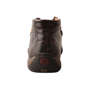 Picture of inside of Women's Twisted X Chukka Driving Moc WDM0078