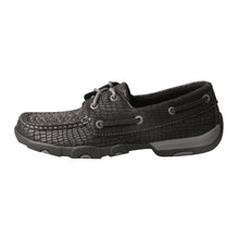 Load image into Gallery viewer, Picture of front of Women's Twisted X Boat Shoe Driving Moc WDM0088