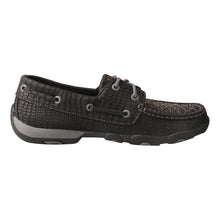Load image into Gallery viewer, Picture of heel of Women's Twisted X Boat Shoe Driving Moc WDM0088
