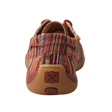 Load image into Gallery viewer, Picture of inside of Women's Twisted X Boat Shoe Driving Moc WDM0103