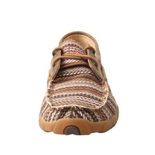 Load image into Gallery viewer, Picture of outside of Women's Twisted X Boat Shoe Driving Moc WDM0114