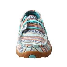 Load image into Gallery viewer, Picture of outside of Women's Twisted X Boat Shoe Driving Moc WDM0124