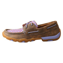 Load image into Gallery viewer, Picture of front of Women's Twisted X Driving Moc WDM0134