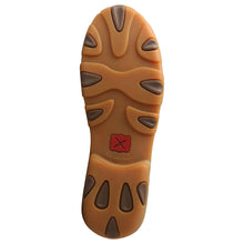 Load image into Gallery viewer, Picture of sole of Women's Twisted X Driving Moc WDM0137