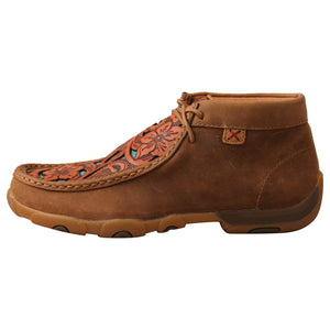 Picture of front of Women's Twisted X Driving Moc WDM0138