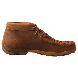 Picture of heel of Women's Twisted X Driving Moc WDM0138