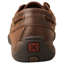 Load image into Gallery viewer, Picture of inside of Women's Twisted X Driving Moc WDM0139