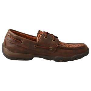 Picture of heel of Women's Twisted X Driving Moc WDM0139